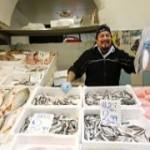 Il giro del mondo in una piazza: mercato del pesce