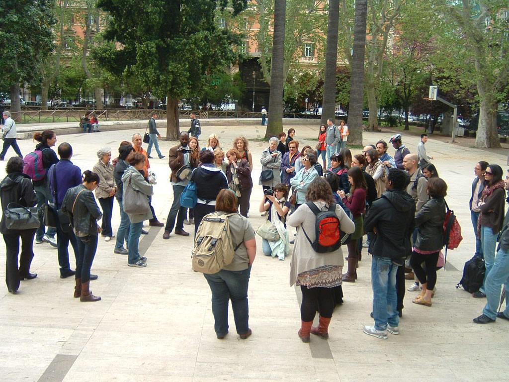 Roma Migranda. Alla scoperta del cuore multietnico della Città Eterna