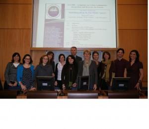 Foto Multilinguism in the Public sphere- Rome 2013