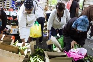 e marché de Barbès-M.Medina_AFParchives