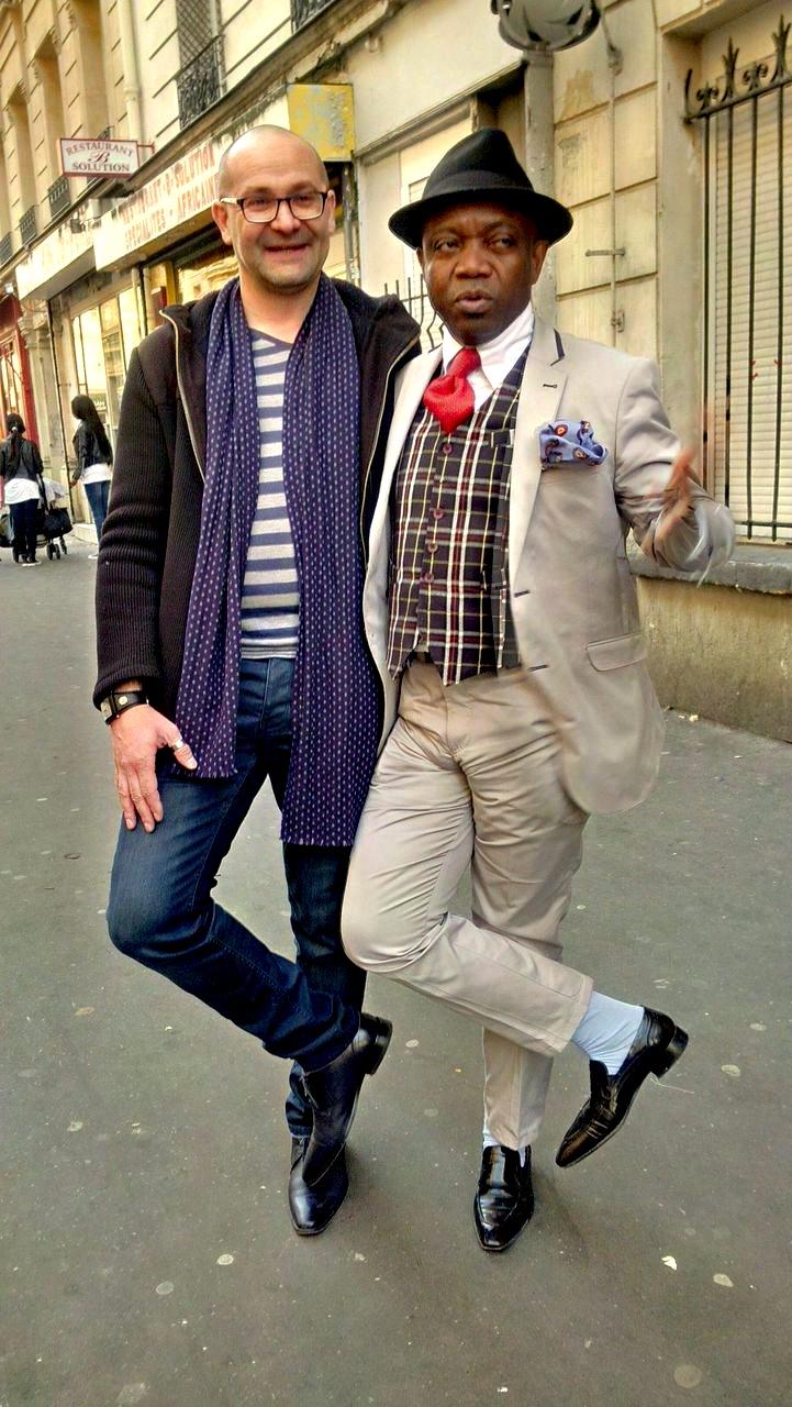 Découvrez les balades urbaines de Baština à Paris !