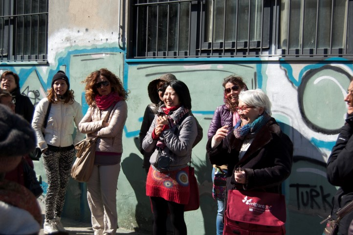 Migrantour Firenze: passeggiate interculturali in riva all'Arno organizzate da Oxfam italia