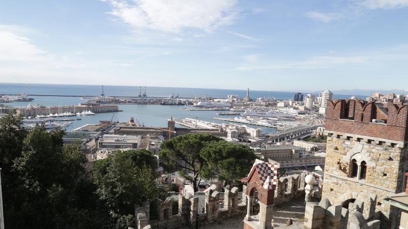 Migrantour Genova prossime passeggiate gratuite