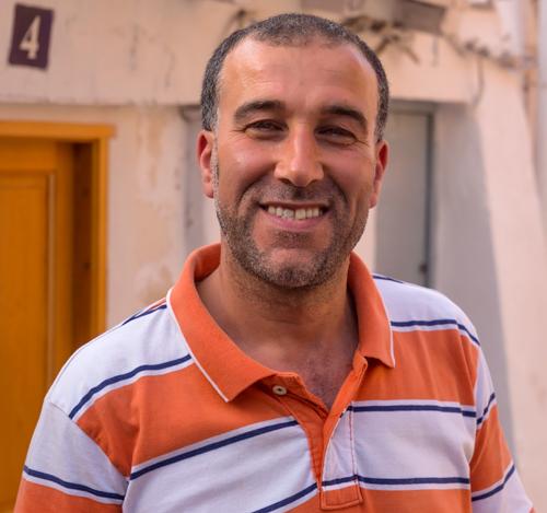 Mohamed - Migrantour València - Orriols.