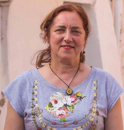 Margarita - Migrantour Orriols - València