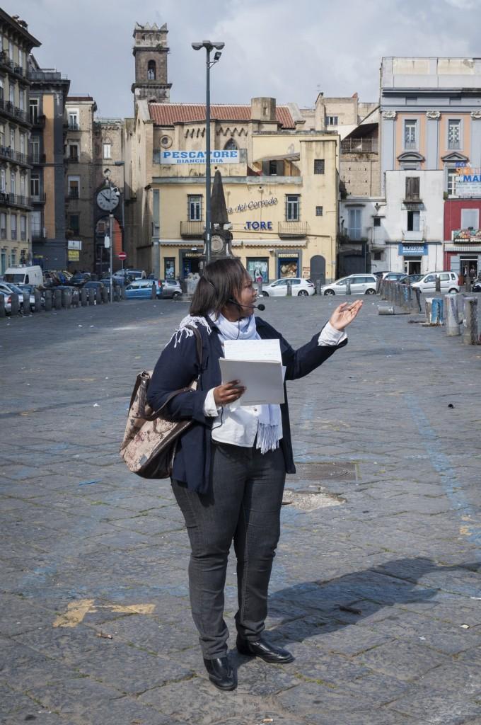 shukri mediatpre interculturale Migrantour Napoli