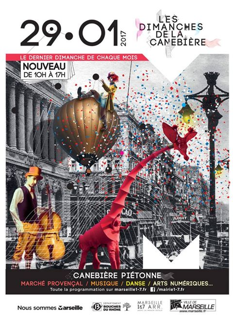 Migrantour Marsiglia e le «Dimanches de la Canebière»!