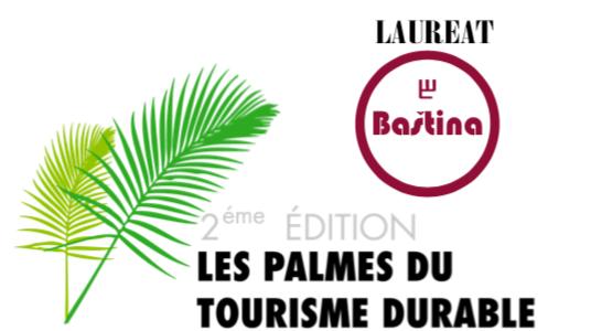 """BAŠTINA vince le """"Palmes du Tourisme Durable""""!!!"""
