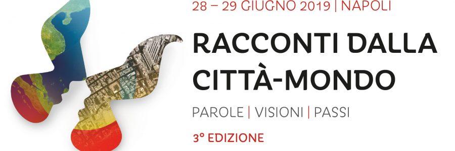 A Napoli arriva… RACCONTI DALLA CITTÀ-MONDO!!!