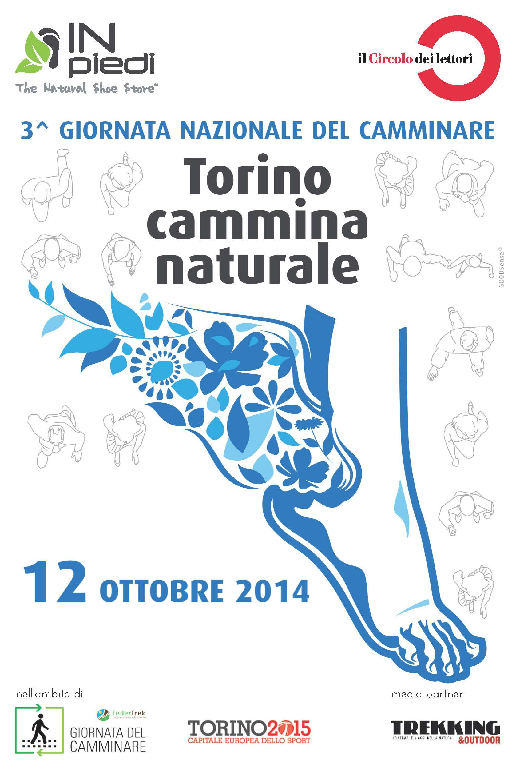 Giornata Nazionale del camminare a Torino: passeggiata multiculturale