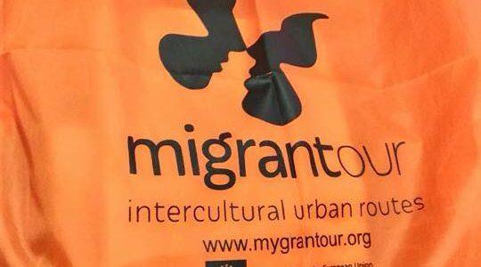 NEW ROOTS: Migrantour intercultural walks building bridges for newcomers' active participation
