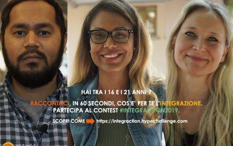 #IntegrAction 2019: l'integrazione in 60 secondi